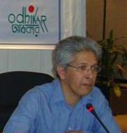 Adilur Rahman Khan, Secretary of Odhikar, former Deputy Attorney General and an advocate of the Supreme Court.
